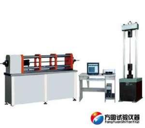 SDL-300卧式钢绞线松弛试验机