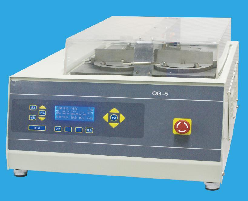 QG-5型薄板精密切割机