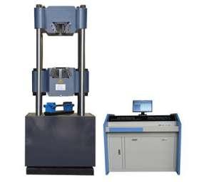 微机控制电液伺服万能试验机软件