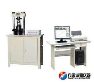 YAW-300B微机控制全自动压力试验机