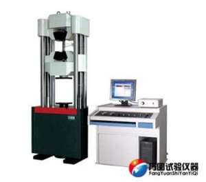 WAW-600D微机控制电液伺服试验机
