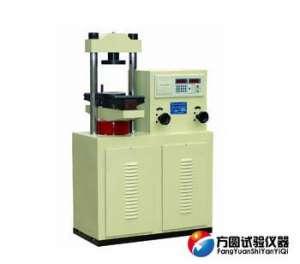 YAW-300数显电液式抗折抗压试验机