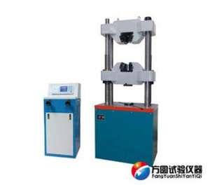 WE-600B数显万能材料试验机