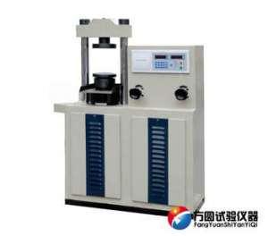 YAW-300微机控制压力试验机