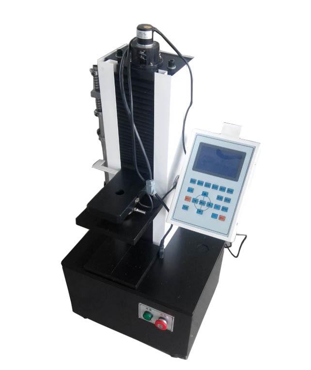 电子万能试验机液压系统连接及该设备的维修注意事项