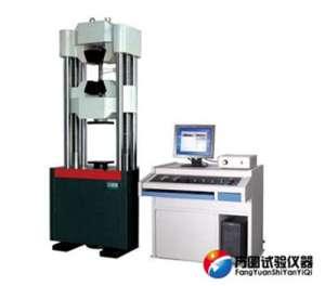 WAW-1000KN/100吨微机控制液压万能试验机