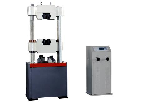 金属材料试验机系统结构详细介绍