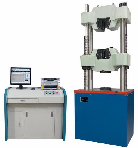 关于液压万能试验机的试验步骤和油泵调试