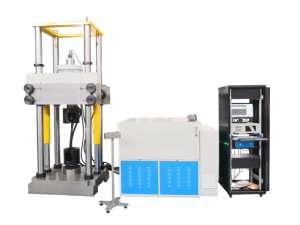 南通WPW-500D电液伺服动静疲劳试验机