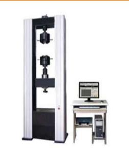 材料试验机的安装条件及初步精度找正与固定