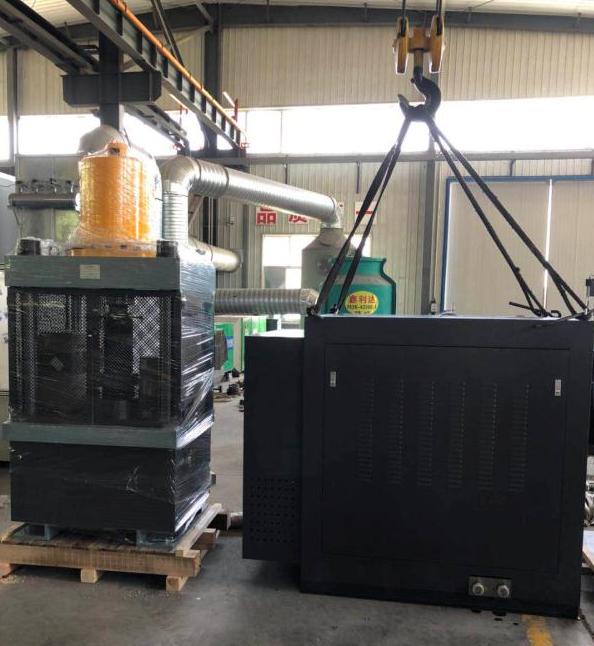 FYDY-3000微机控制全自动快速顶锻试验机