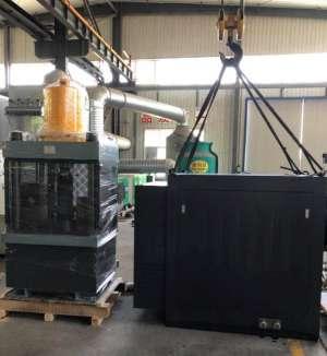 崇州市FYDY-3000微机控制全自动快速顶锻试验机
